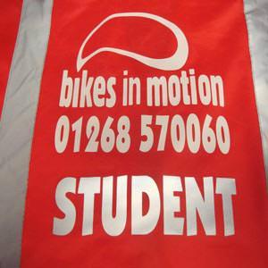 Bikes in Motion Print