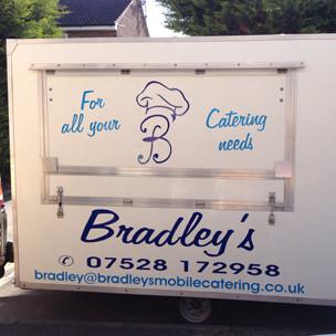 Bradley's Catering Print