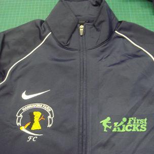 Sports Jacket Print