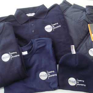 Workwear Printing in Essex