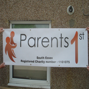 Parents First Banner Printing South Essex